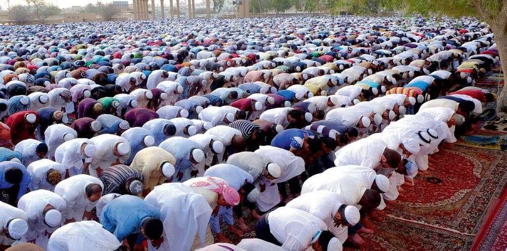 A midsummer time Eid of fun and festivities