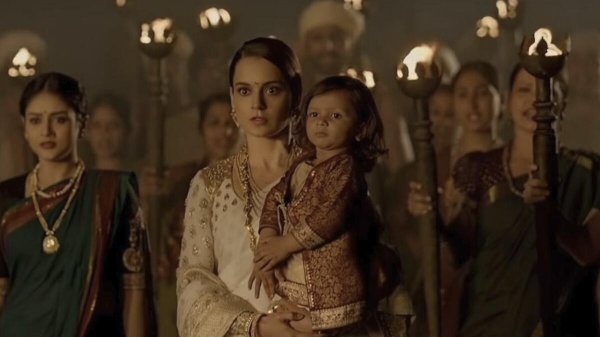 Manikarnika review: Kangana Ranaut emerges true hero in this war drama