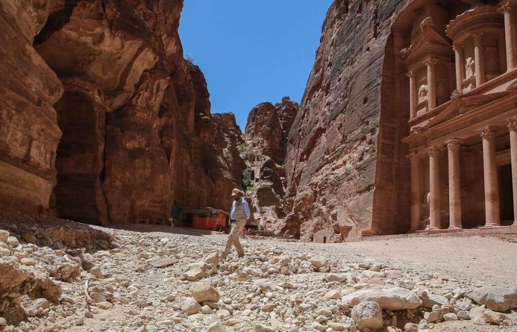 Petra, Jordan, Tourism
