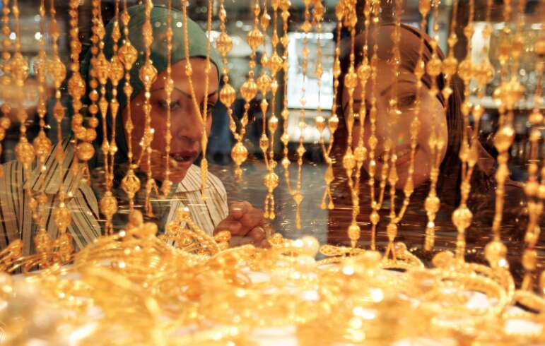 Gold buying in Dubai rises up to 30% after prices dip to six-month low