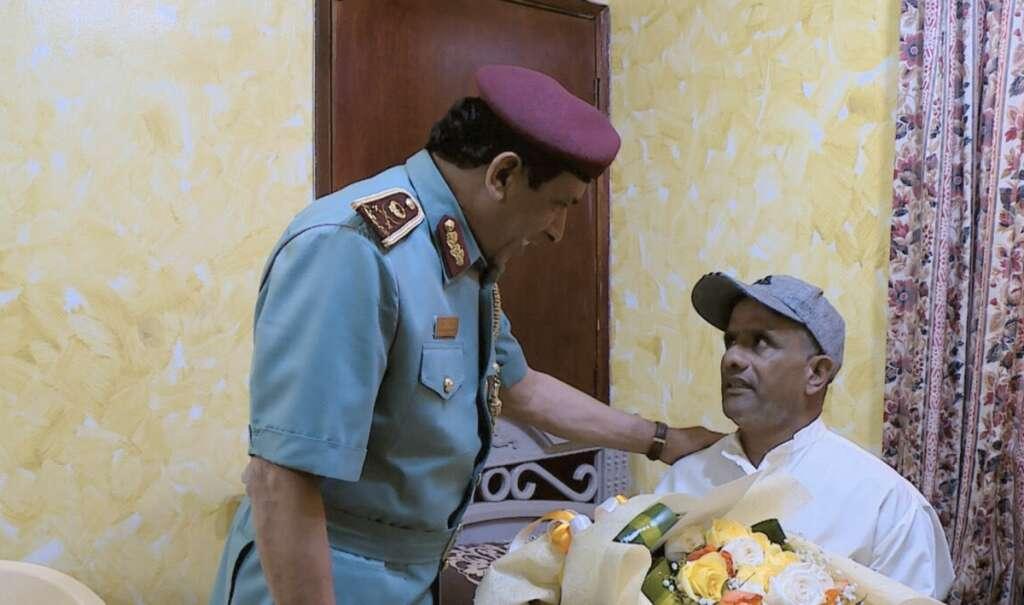 UAE cops, UAE police, heart attack, Indian farmer