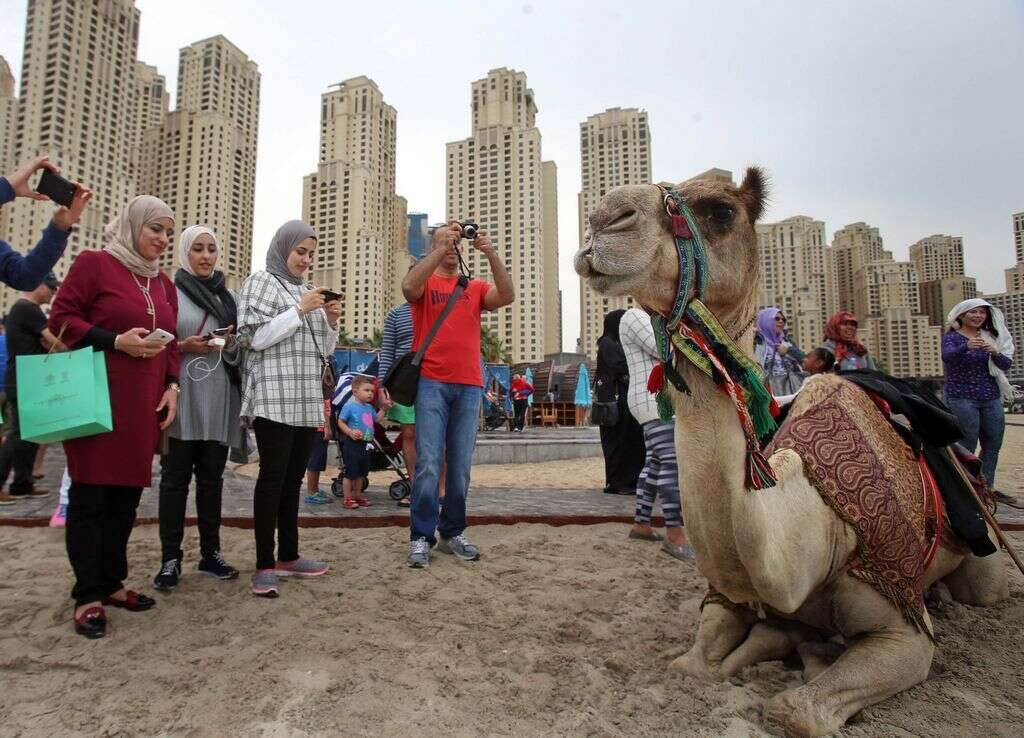 UAE second most popular place for Muslim travellers ?