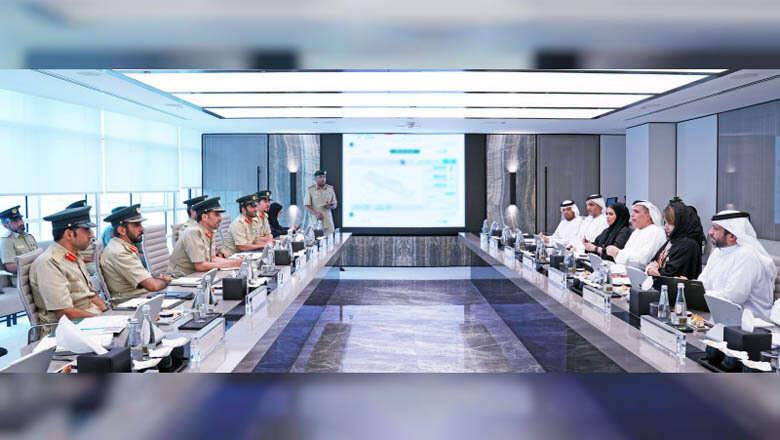 Video: RTA, Dubai Police discuss ways to improve traffic in emirate
