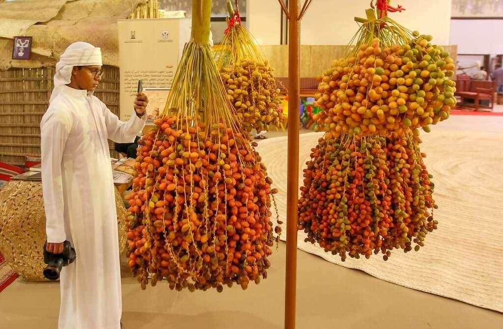 Liwa Dates Festival kicks off in Ajman - News   Khaleej Times