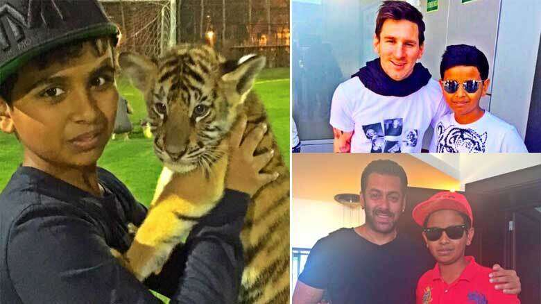 How this rich kid from Dubai lives his life is incredible