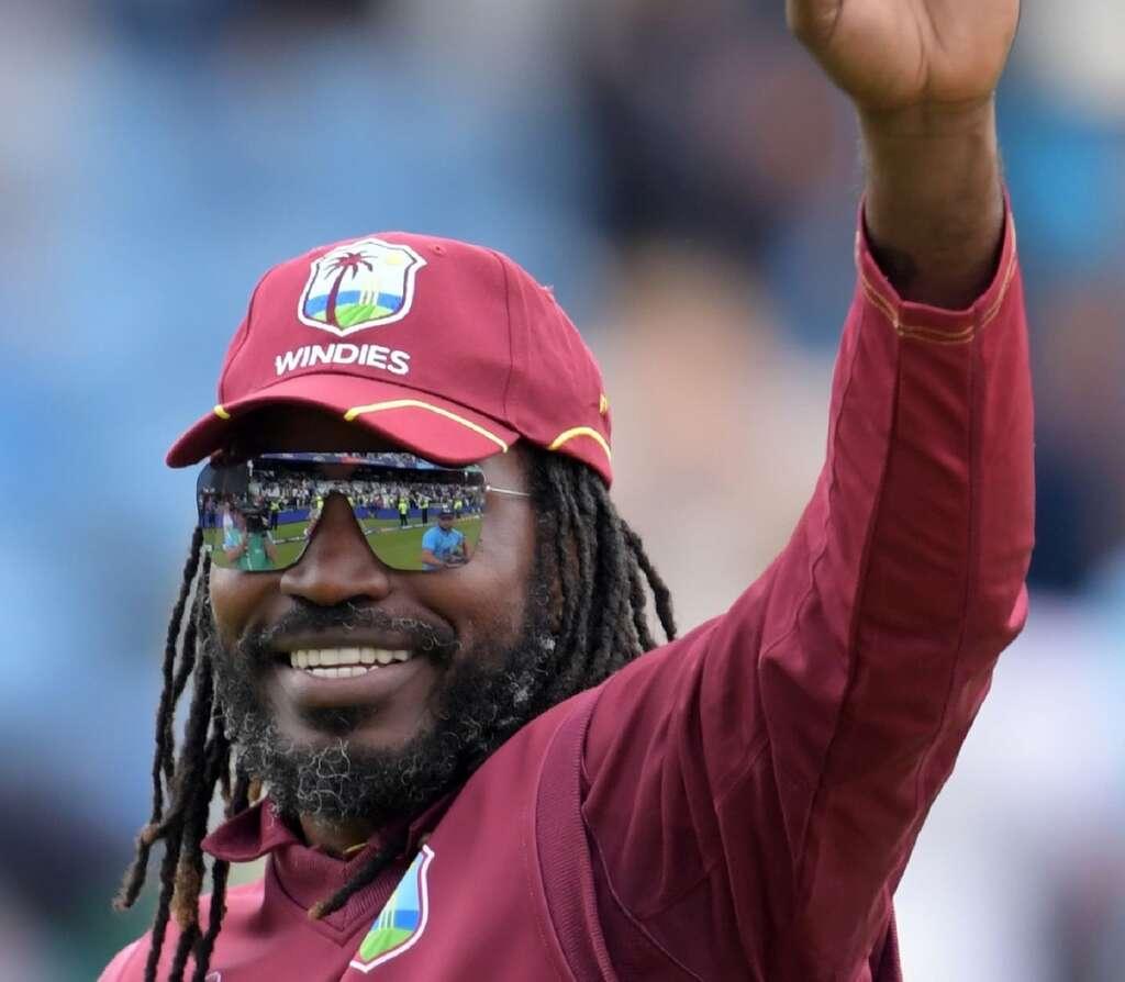 Gayle joins Nepals Twenty20 league