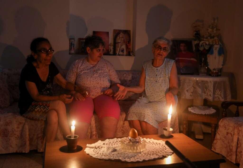 Lebanon, power shortages, financial meltdown