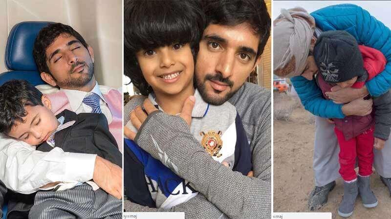 Have you met Shaikh Hamdan's 'best friend'? - Khaleej Times