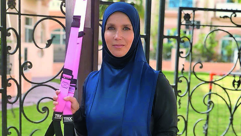 Hijab is not an excuse for not working out