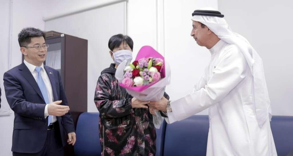 coronavirus in UAE, chinese patient, coronavirus outbreak