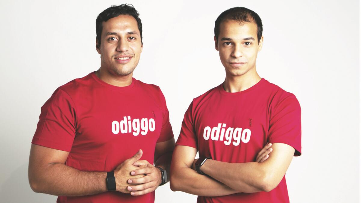 Ahmed Omar and Ahmed Nasser's venture makes it convenient for car owners to get their vehicles serviced at their fingertips.