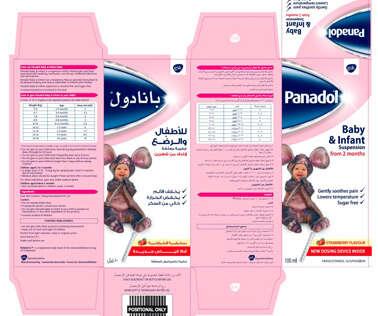 Beware of wrong dosage on Panadol Suspension
