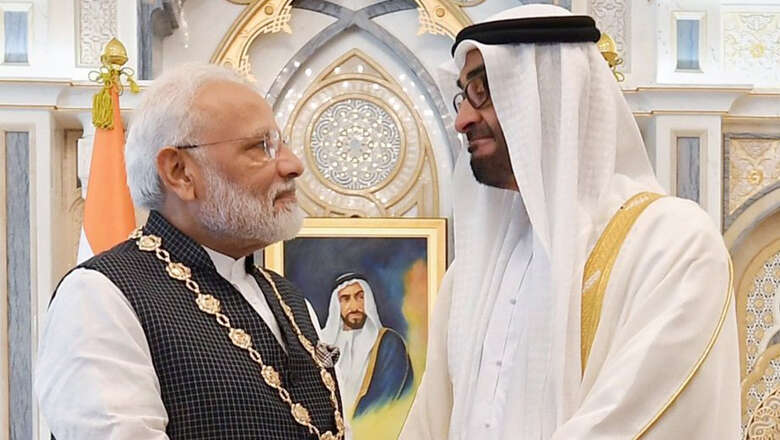 Video: PM Modi conferred with the Order of Zayed in UAE