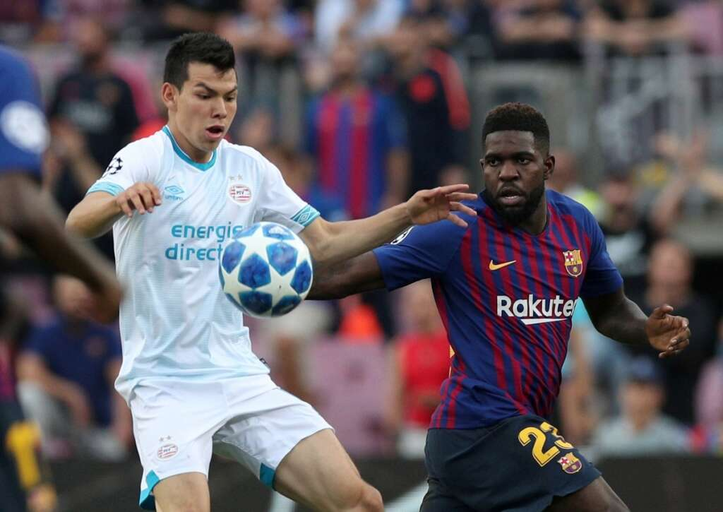 Barca could make January signing to cover injured Umtiti: Valverde