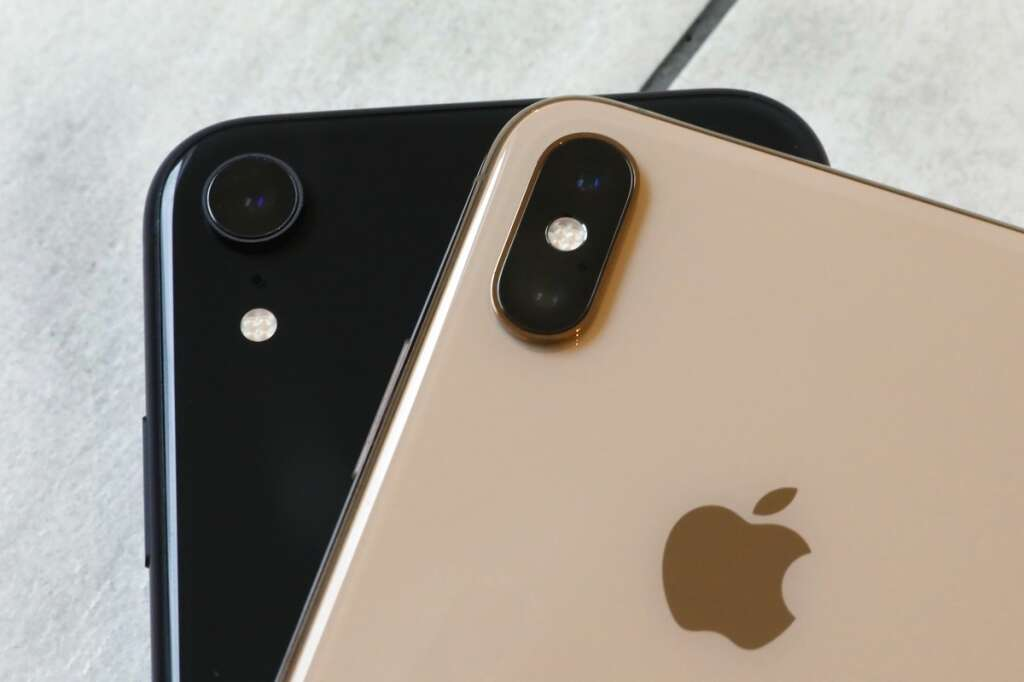 Apple cancels output boost for iPhone XR