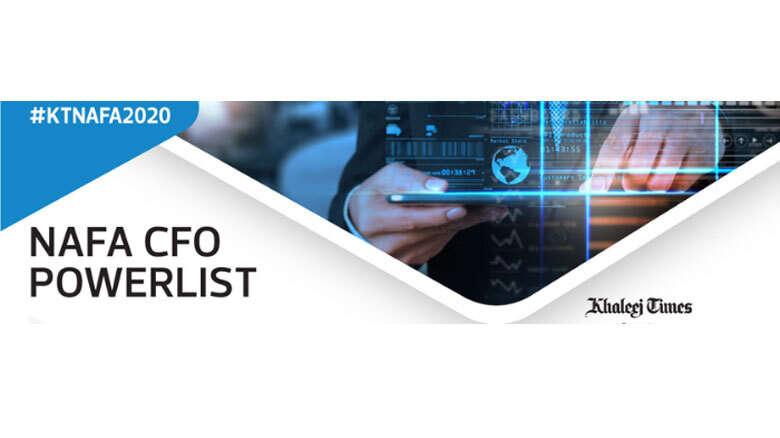 CFO, Nafa, powerlist, KT NAFA CFO POWERLIST