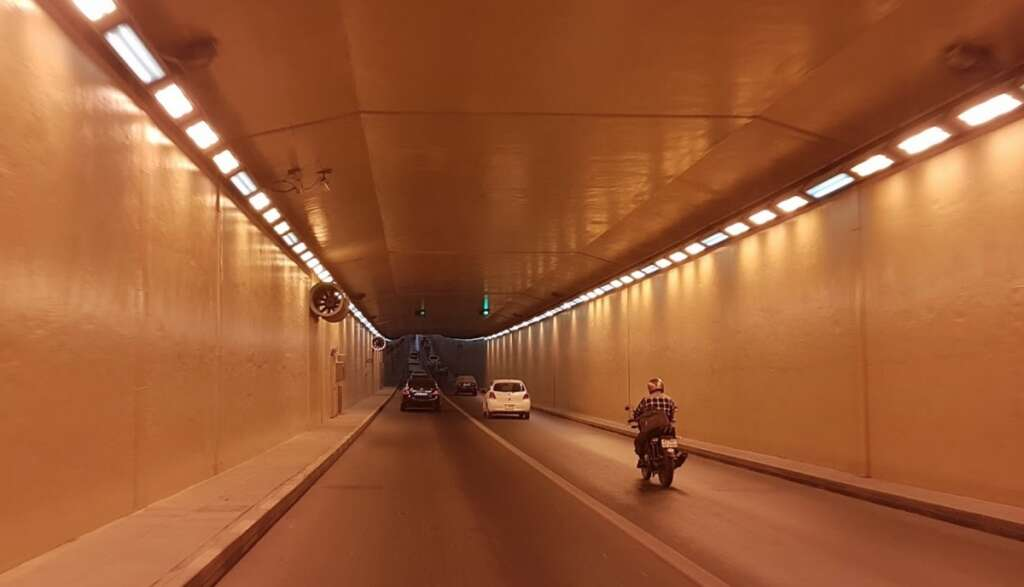 Dubai's Al Shindagha Tunnel to partially close over the weekend