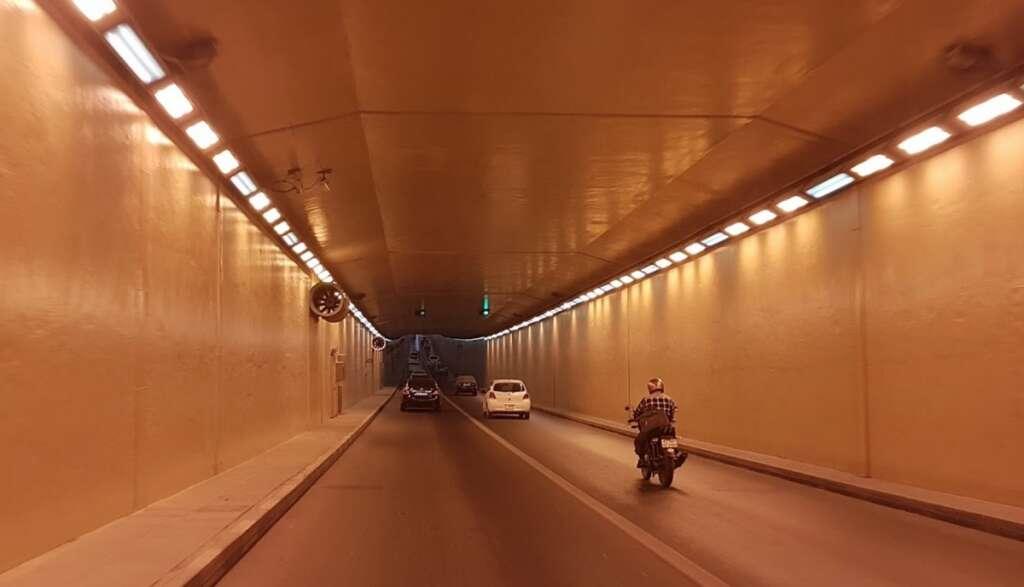 Al Shindagha Tunnel, dubai, roads and transport authority, RTA, road works, dubai bus routes