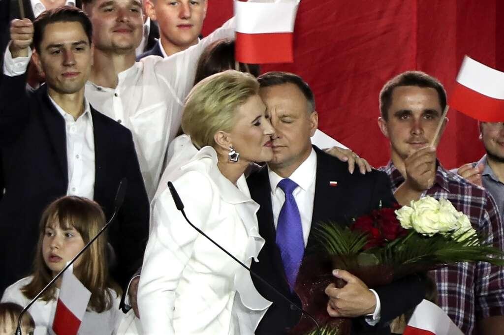 Poland president, Andrzej Duda, Elections