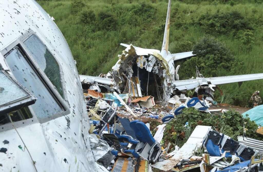 Air India Express flight, Kozhikode, Dubai plane crash