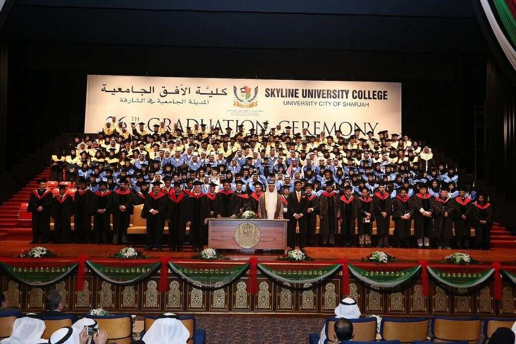 Students belonging to 30 nationalities grace SUC's 26th