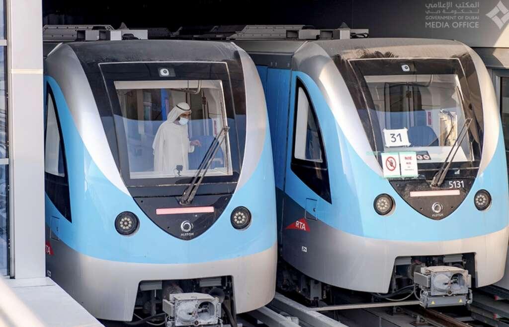 Dubai Metro Route 2020, expo 2020, Dubai Metro, Route