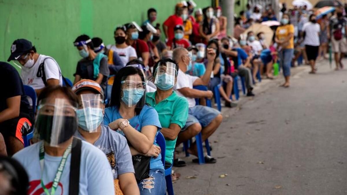 Philippine economy to take 10 years to recover from virus: official