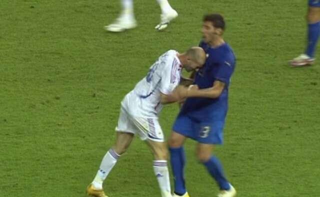 REVEALED: What made Zinedine Zidane headbutt Marco Materazzi ...