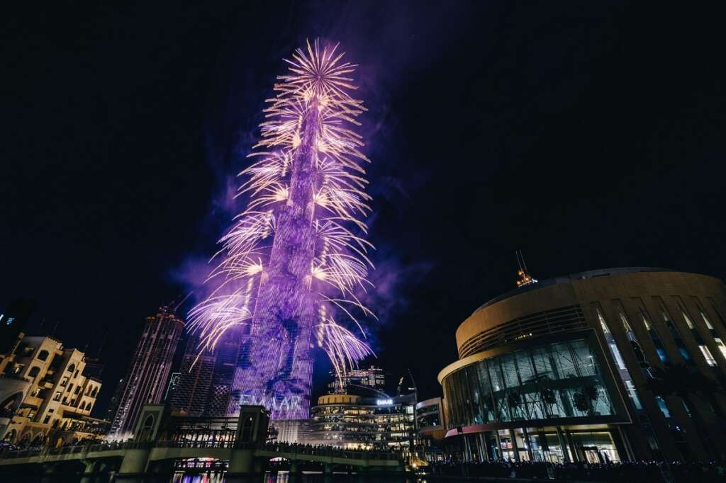 Happy new year, new year 2020, new year in dubai, new year in UAE, the Dubai Mall, global village, burj khalifa, fireworks