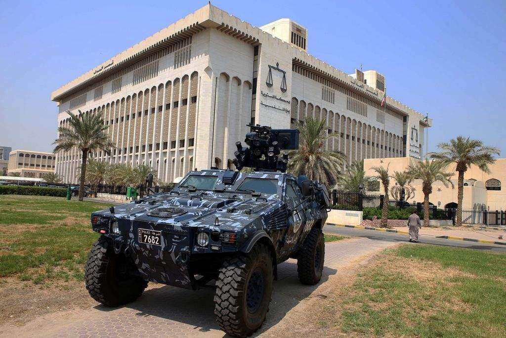 Kuwait court frees 11 suspects in mosque attack