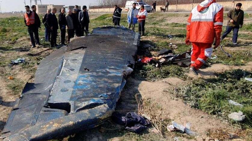 Man misses, wife, boards, passengers, Ukrainian Airlines flight PS752,