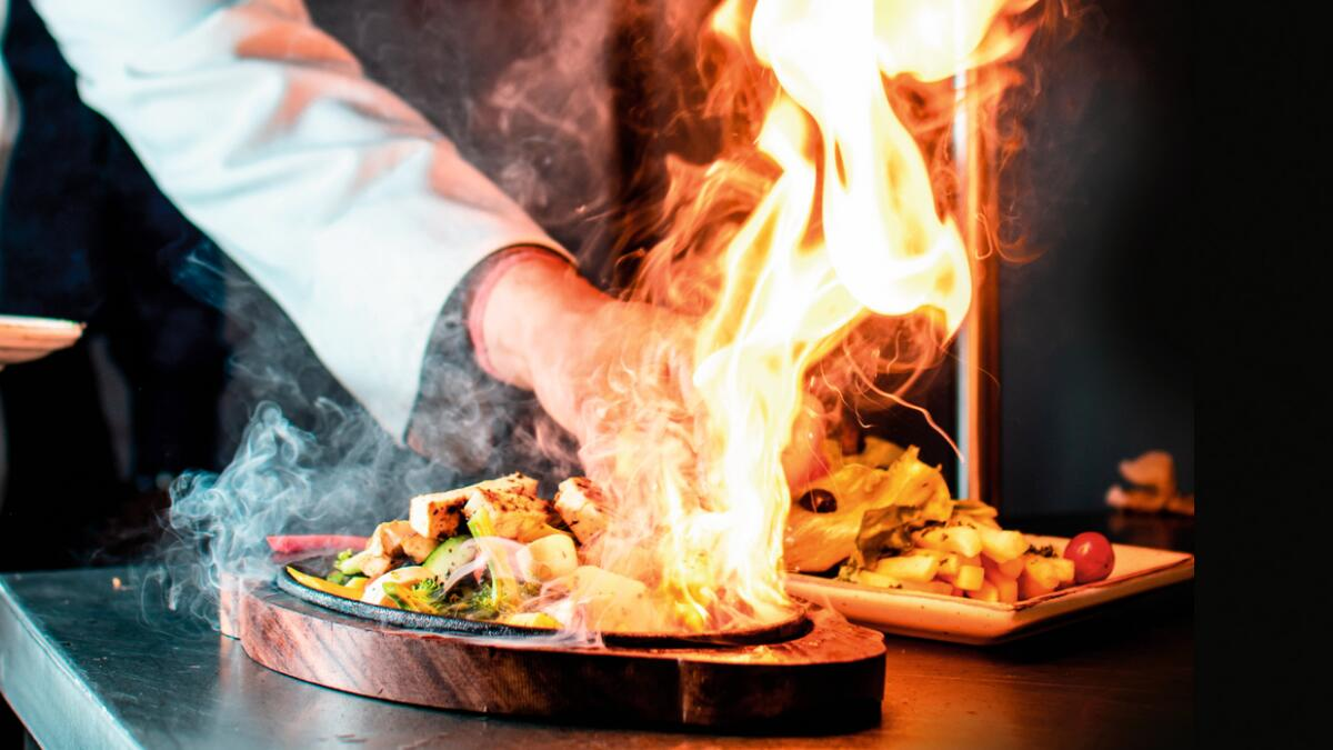 Best sizzlers in the UAE