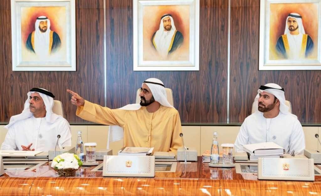 UAE adopts Dh180b budget for the next three years