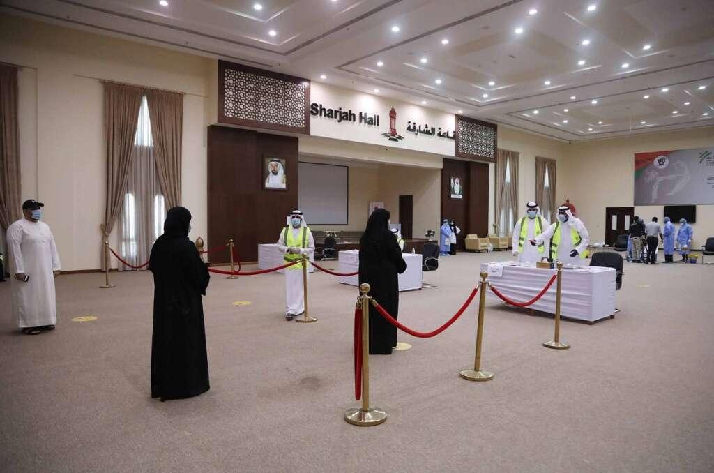 Sharjah, government, employees, free, Covid-19, coronavirus, testing, Sharjah Chess Club