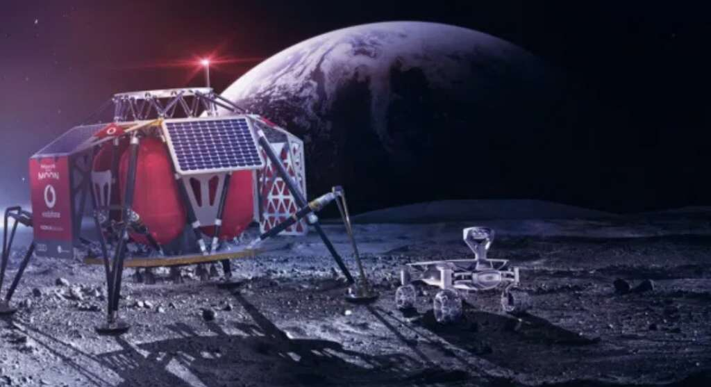 Nasa to fund Nokia's $14.1m project to roll out 4G on the moon