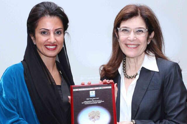 AIB Mena honours inspirational leaders
