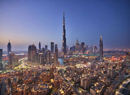 Dubai taps data-driven strategy to ride smart city wave
