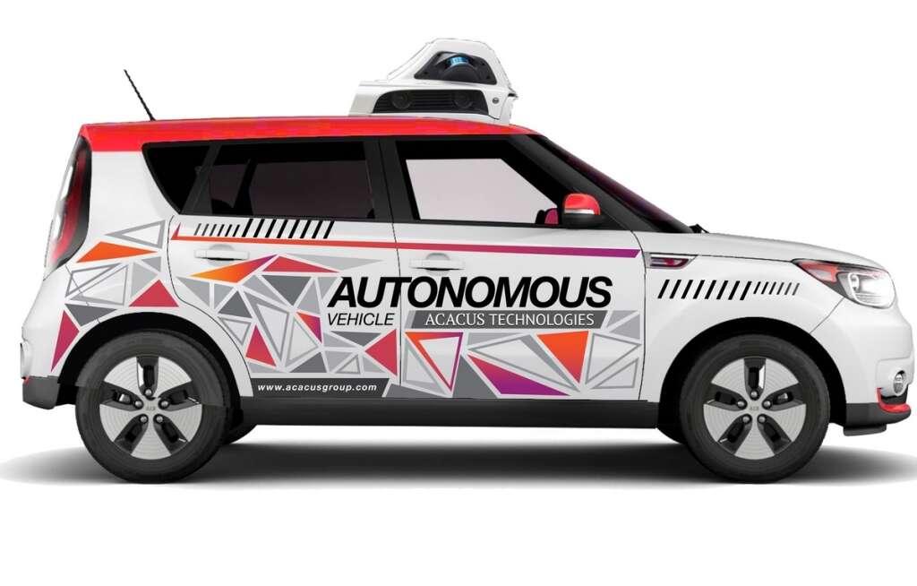 Turn your regular Dubai car into driverless one, cheaply
