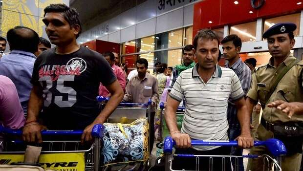 Indians in distress make use of community fund