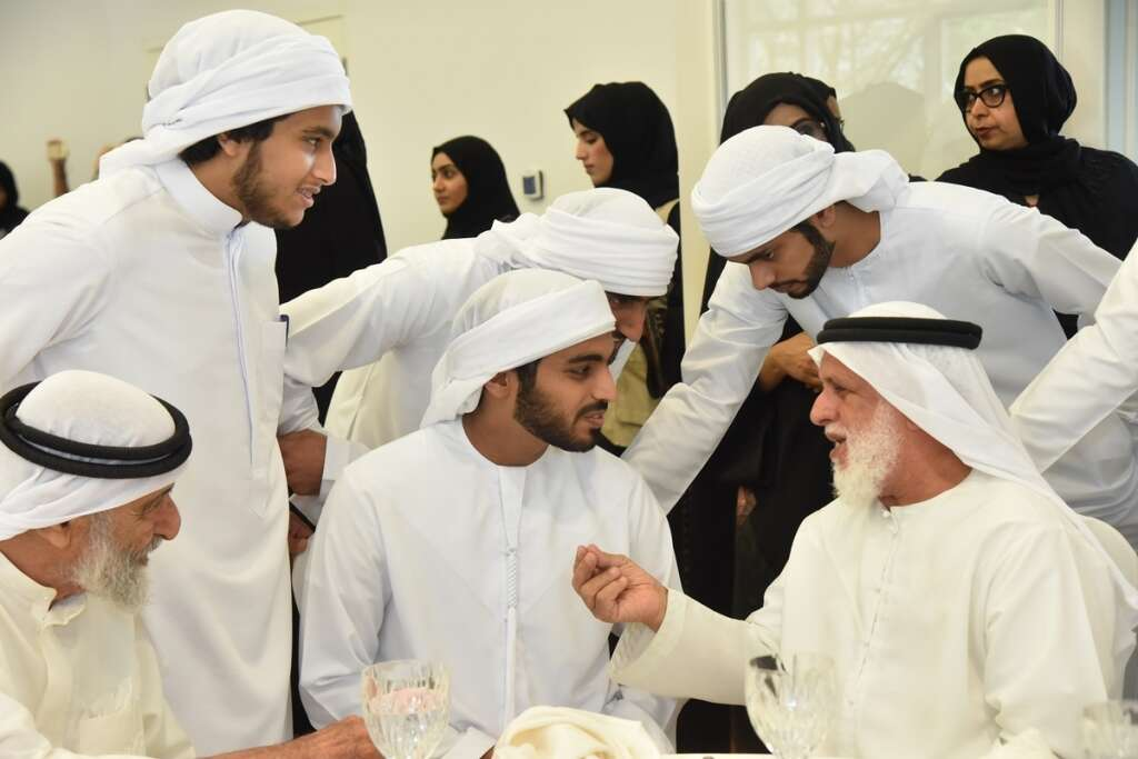 How the UAE empowers its elderly