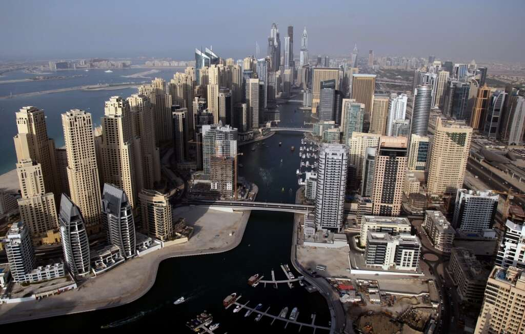 Dubai property edges to end of a correction phase