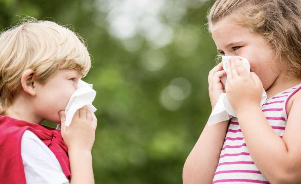 Almost half, flu patients, Dubai, kids, below, 10 years old, Study