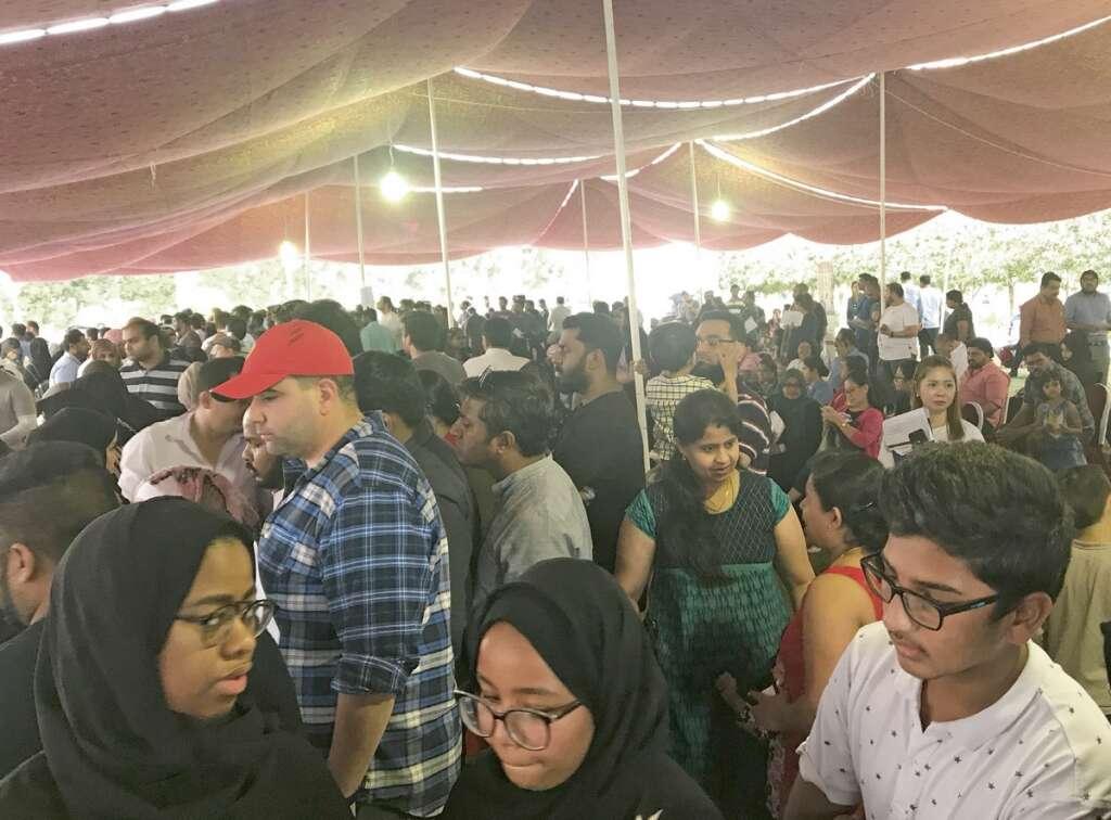 Huge rush to become biggest losers in RAK