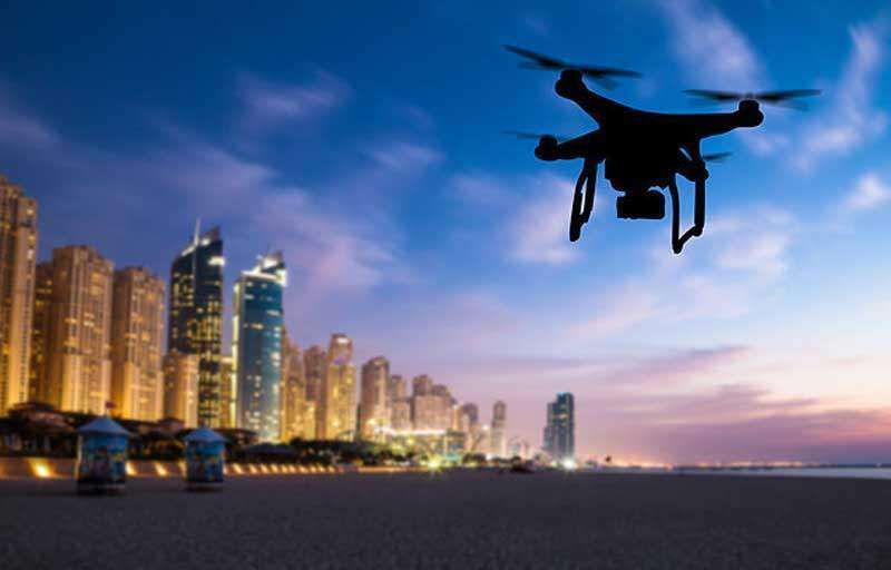 As for residents, there are several regulations that are put in place to legally allow them to operate drones in the country.- Alamy Image