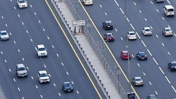 sharjah, million roads, dh28 million, central region