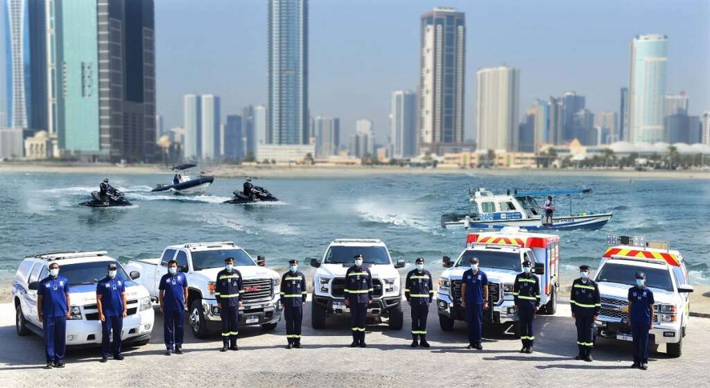 Coronavirus, 4,244, rescue missions, carried out, Sharjah