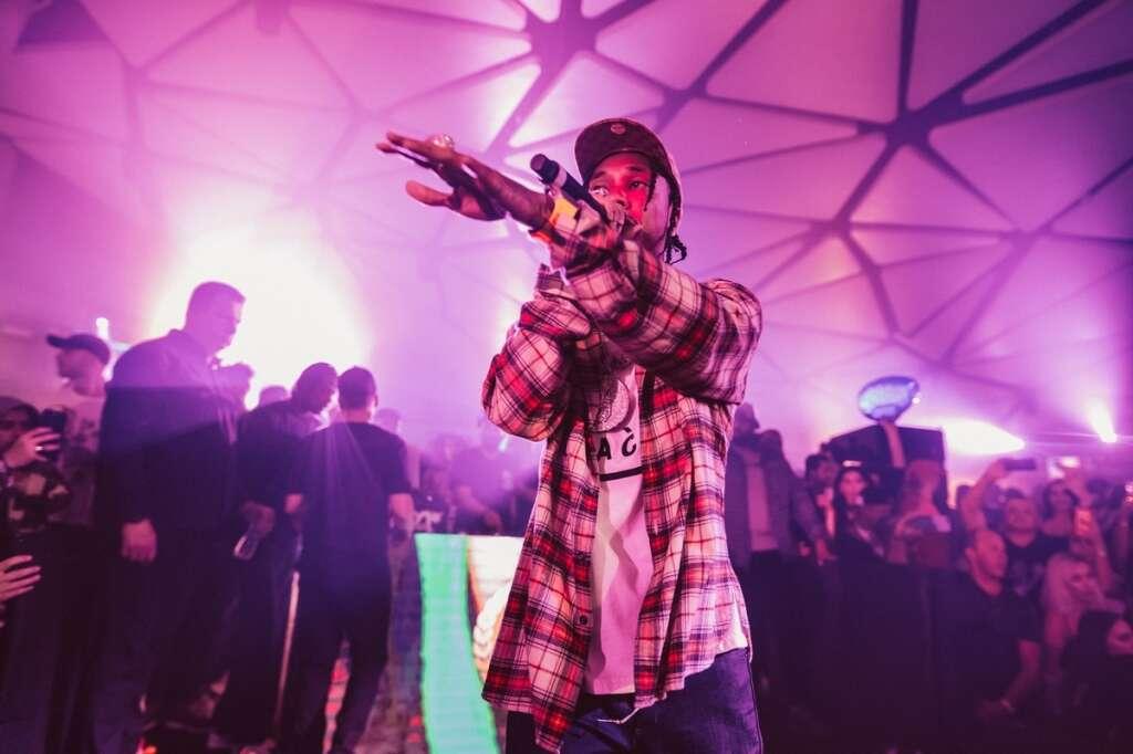 Rapper Tyga hospitalised in Abu Dhabi after Formula 1 concert