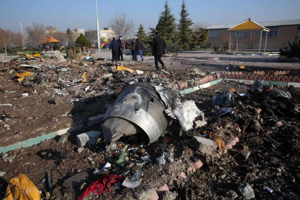 Ukrainian, airliner, Ukrainian airliner, Iran, Canada