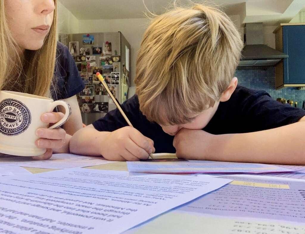 Combating coronavirus, covid19, Home schooling, gains, momentum, UAE