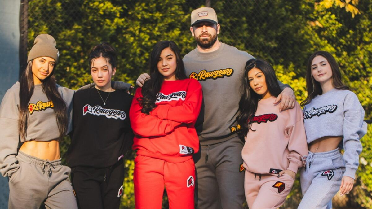 RawGear's rise to the world's most fashionable athleisure